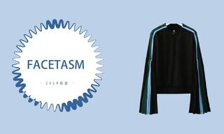 Facetasm - 独特剪裁(2019春夏)