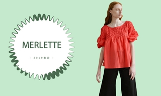 "Merlette - 微妙的""藝術""(2019春游)"