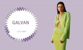 Galvan - 迷人视角(2019春夏)