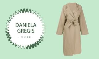 Daniela Gregis - 腾出空,去生活(2019春夏)