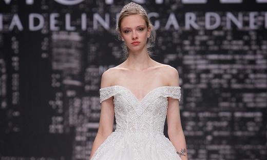 2020春夏婚紗[Morilee Madeline Gardner]巴塞羅那時裝發布會