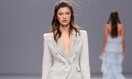 2020春夏婚紗[Sedomir]巴塞羅那時裝發布會