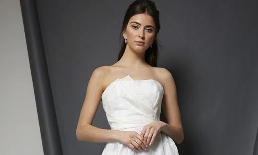 2020春夏婚紗[Randi Rahm]紐約時裝發布會