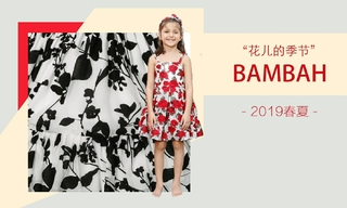 Bambah-花儿的季节(2019春夏)