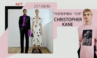 "Christopher Kane-玛丽莲梦露的""幻想"" (2019初秋)"
