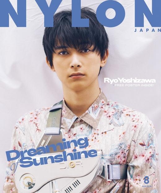 NYLON 日本 2019年8月