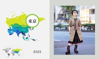 七月日本时尚街拍(二)