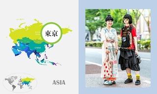 七月日本时尚街拍(三)