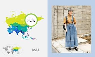 七月日本時尚街拍(四)
