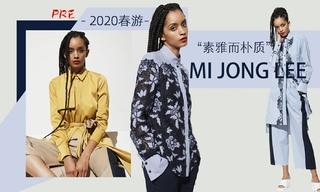 Mi Jong Lee - 素雅而樸質(2020春游)