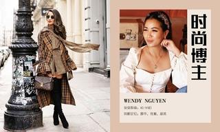 造型更新—Wendy Nguyen