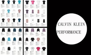 Calvin Klein Performance - 2020春夏订货会(10.28) - 2020春夏订货会