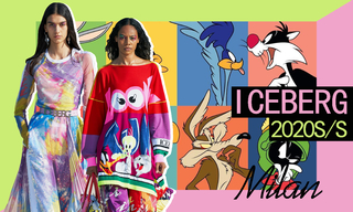 Iceberg:美人魚的冒險精神(2020春夏)