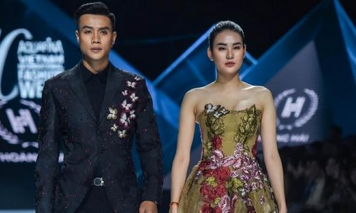 2019/20秋冬[Hoang Hai]越南時裝發布會