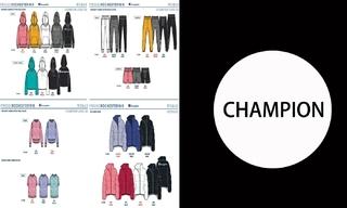 Champion -2020/21秋冬订货会(12.9)