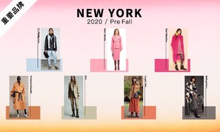 纽约:品牌推荐(2020初秋)