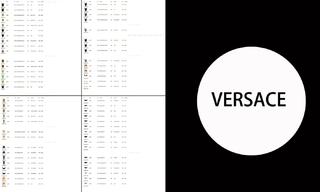Versace -2020/21秋冬订货会(3.11)