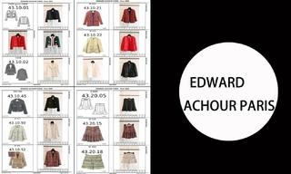 Edward Achour Paris-2020/21秋冬订货会(3.11)