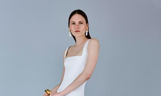 2021春夏婚纱[Galvan]纽约时装发布会
