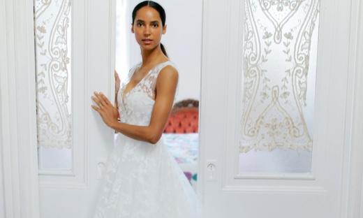 2021春夏婚纱[Amsale]纽约时装发布会