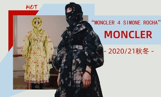 Moncler - Moncler 4 Simone Rocha(2020/21秋冬)