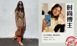 造型更新—Leandra Medine