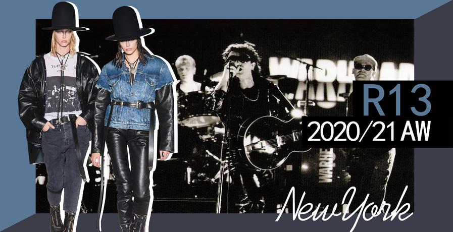 R13:探索U2搖滾樂隊(2020/21秋冬)