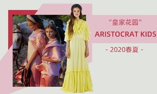 Aristocrat Kids - 皇家花園(2020春夏)