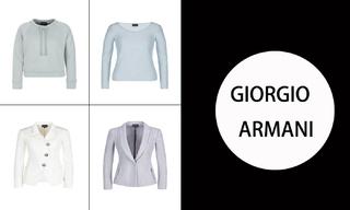 Giorgio Armani-2021春夏订货会