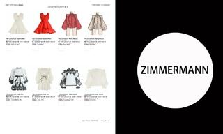 Zimmermann- 2021春夏订货会