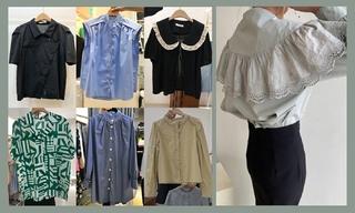【韓國東大門】Wrap襯衫|男友風襯衫|復古襯衫