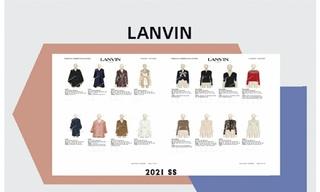 Lanvin-2021春夏订货会