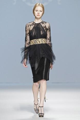 2015春夏婚紗[M&M;]巴塞羅那時裝發布會