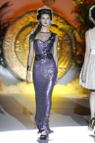 2015春夏婚紗[Purificacion Garcia]巴塞羅那時裝發布會